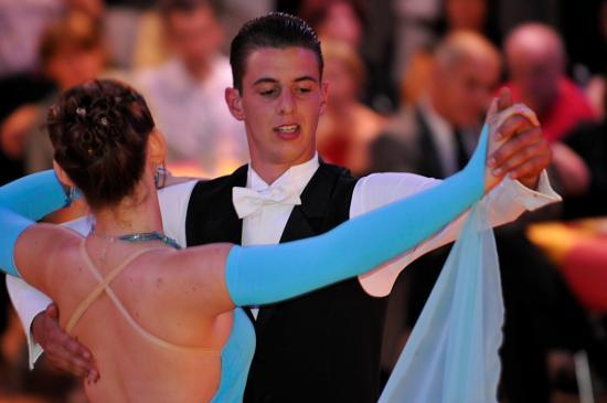 Sarah et Ludovic en standard